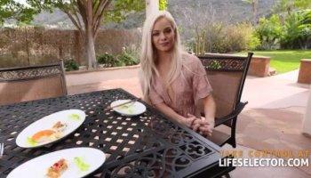 Amazing pornstar Monica Sweetheart in fabulous amateur, interracial xxx scene