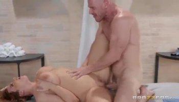 Crazy pornstar Alana Luv in horny mature, swallow xxx movie