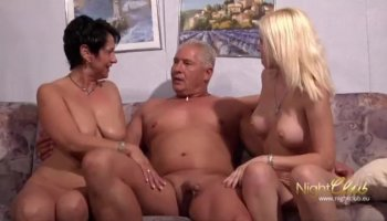 Horny pornstars Jade Nile, Karla Kush, Marcus London in Best Pornstars, Threesomes porn clip