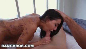 Incredible pornstar in Best Threesomes, Cunnilingus xxx scene
