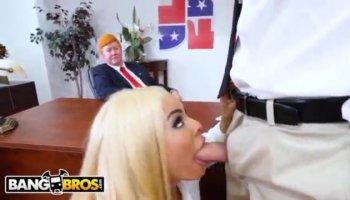 Best pornstar in Fabulous Blowjob, HD porn scene