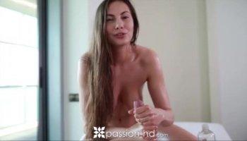 Horny pornstar Nicole Ferrera in Fabulous Foot Fetish, College adult scene