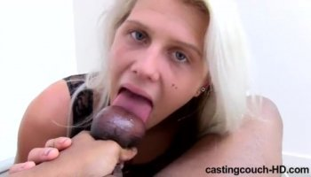 Missy Solo has fun on camera showing her body and toying her twat