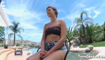 Incredibile pornostar Emily Addison nel Favoloso Ragazze, Masturbazione xxx video