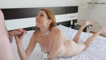 Czech goddess pleased until her pussy juices flow