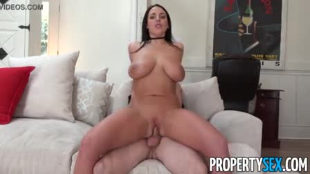 Amateur trans sucking front of anal fuck