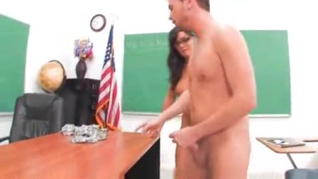 Angélique, Russian girl meddie trains from her pussy with a huge dildo