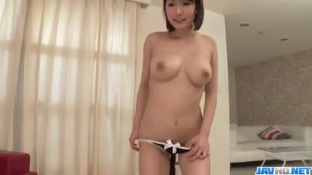 Asian nun Rika Sakurai gets her pussy fingering and licked