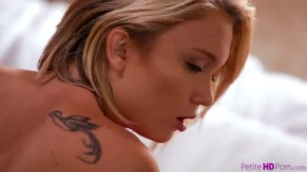 Big tits french blonde hard double vaginal penetrated