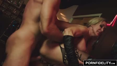 Big tits french hard slut anal dp cum covered in gangbang