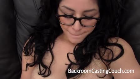 Cheerful little honey Lilith Shayton gets a taste of the huge big cock