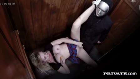 Insatiable Granny Alice Sharp gets her old pussy fucked by a young cock