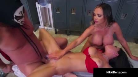 Natalia Starr sucks and anal like there is no tomorrow