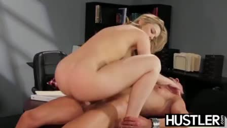 Perfect body Natalia Starr gets roughed up by big black cock