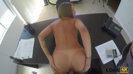 White boy massaged and exotic latina diva Sophia Fiore